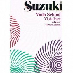 Suzuki Viola School Vol.5