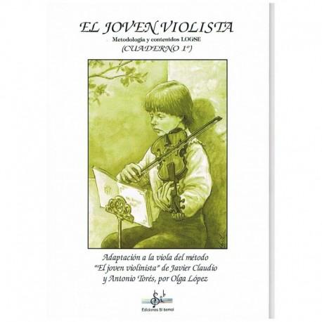 Claudio/Torés. El Joven Violista Vol.1