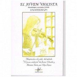 Claudio/Tore El Joven Violista Vol.2
