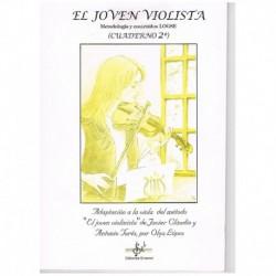 Claudio/Torés. El Joven Violista Vol.2