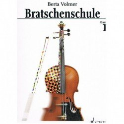 Volmer, Bert Escuela de la Viola Vol.1