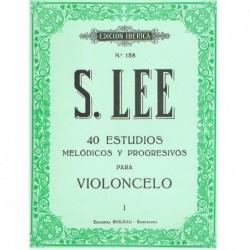 Lee, Sebastian. 40 Estudios...
