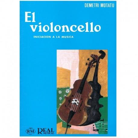 Motatu, Demetri. El Violoncello. Iniciación a la Música
