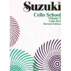 Suzuki Cello School Vol.5