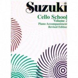 Suzuki Cello School Vol.2...