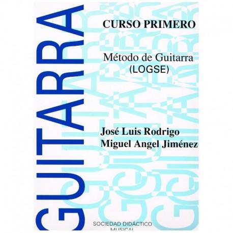 Rodrigo/Jime Método de Guitarra Curso Primero