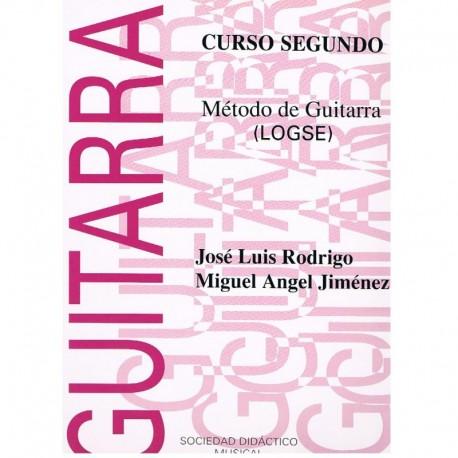 Rodrigo/Jime Método de Guitarra Curso Segundo
