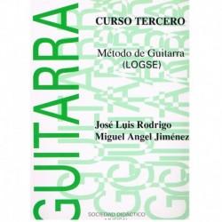 Rodrigo/Jime Método de Guitarra Curso Tercero