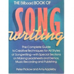 Pickow/Apple The Billboard Book of Song Writing