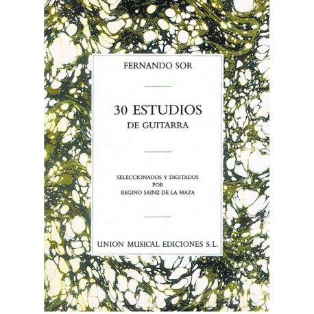 30 Estudios