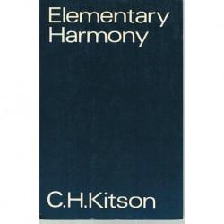 Kitson, C.H. Elementary Harmony