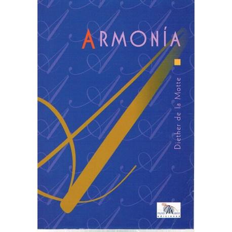 De La Motte. Armonía. Idea Música