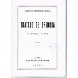 Tratado de Armonía. 2ª Parte