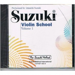 Suzuki Violin School Vol.1 (Sólo CD)
