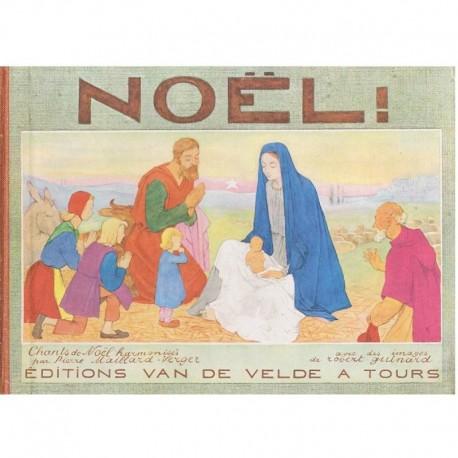 Varios. Noel. Villancicos Armonizados por Maillard-Verger (Voz/Piano). Van de Velde
