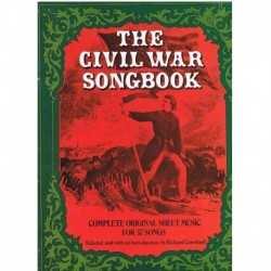 The Civil War Songbook. Voz/Piano