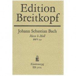 Bach, J.S. Misa en Si menor...
