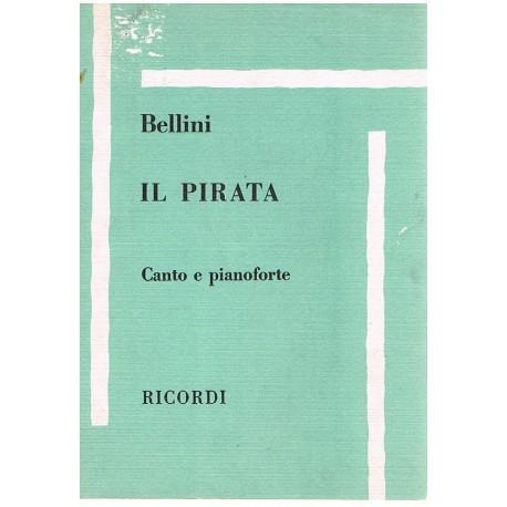 Bellini, Vincenzo. IL Pirata (Voz/Piano). Ricordi
