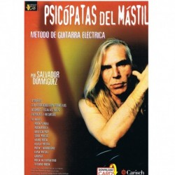 Dominguez, S Psicópatas del Mástil Vol.1 +2CDs