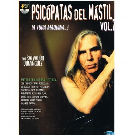 Dominguez, S Psicópatas del Mástil Vol.2 +2CDs