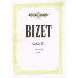 Bizet, Georges. Carmen...