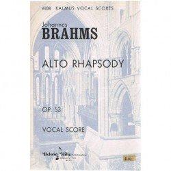Brahms, Johannes. Alto...