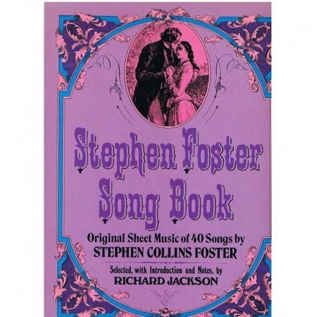 Collins Foster, Stephen. Stephen Foster Songbook (Voz/Piano). Dover