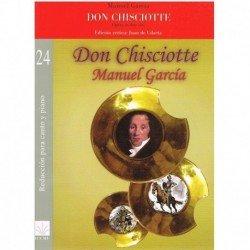 García, Manuel. Don Quijote...