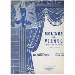 Luna, Pablo Molinos de Viento. Voz/Piano