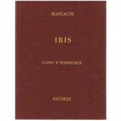Mascagni, Pietro. Iris (Voz/Piano)