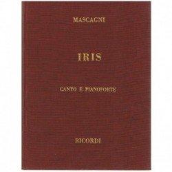 Mascagni, Pietro. Iris...