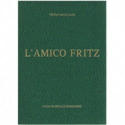 Mascagni, Pi L'Amico Fritz. Voz/Piano
