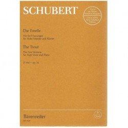 Schubert, Franz. Die...