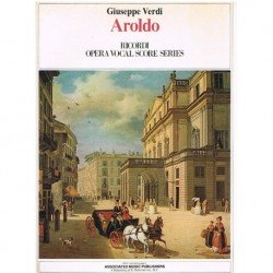 Verdi, Giuseppe. Aroldo...