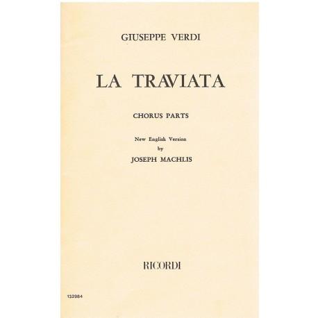 Verdi, Giuse La Traviata (Parte de Coro)