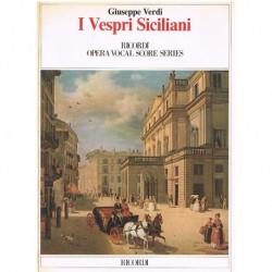 Verdi, Giuseppe. I Vespri...