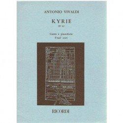 Vivaldi, Antonio. Kyrie RV...