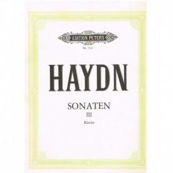 Haydn, Josep Sonatas para...