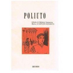 Donizetti, Gaetano. Poliuto...