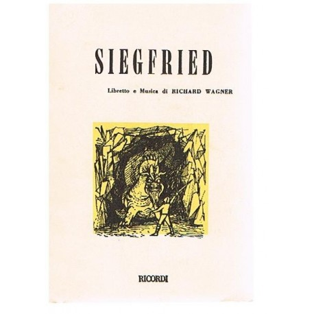 Wagner. Rich Sigfrido (Libreto)