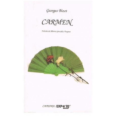 Bizet, Georges. Carmen (Libreto)