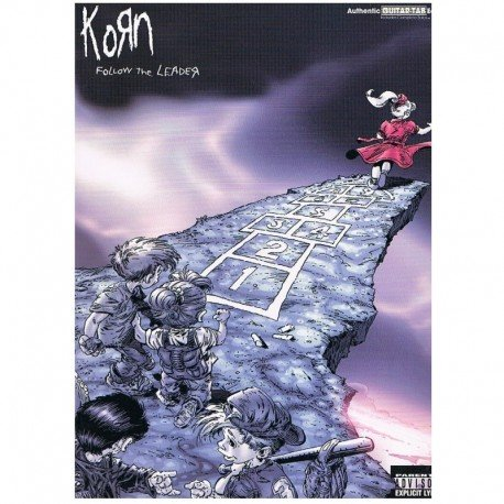 Korn. Follow The Leader (Guitar Tab). Warner Bros
