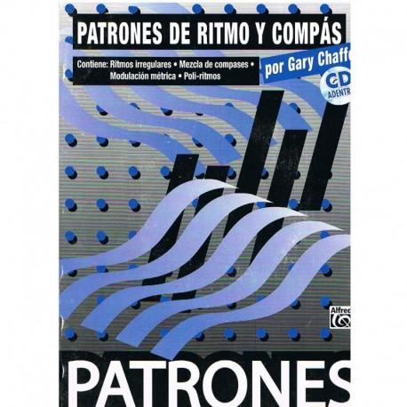 Chaffee, Gary. Patrones de Ritmo y Compás +CD. Alfred