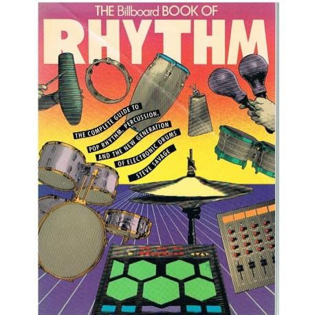 Savage, Steve. The Billboard Book Of Rhythm