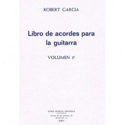 Garcia, Robe Libro de...