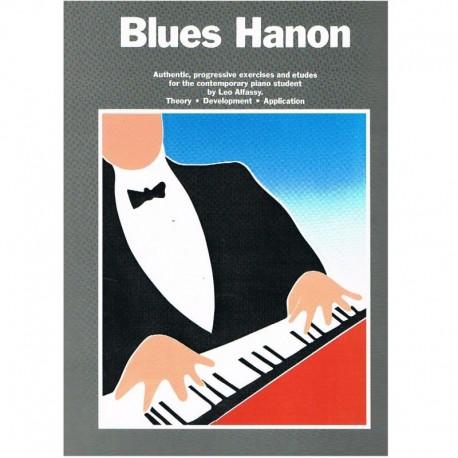 Alfassy. Leo Blues Hanon