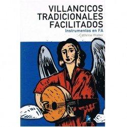 Walter, Cath Villancicos Tradicionales Facilitados (Instrumentos en Fa)