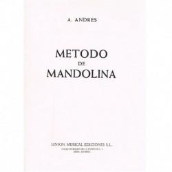 Andres, A. Método de Mandolina