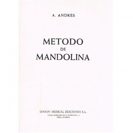 Andres, A. Método de Mandolina. UME