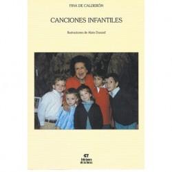 De Calderon, Canciones Infantiles (Voz/Piano)
